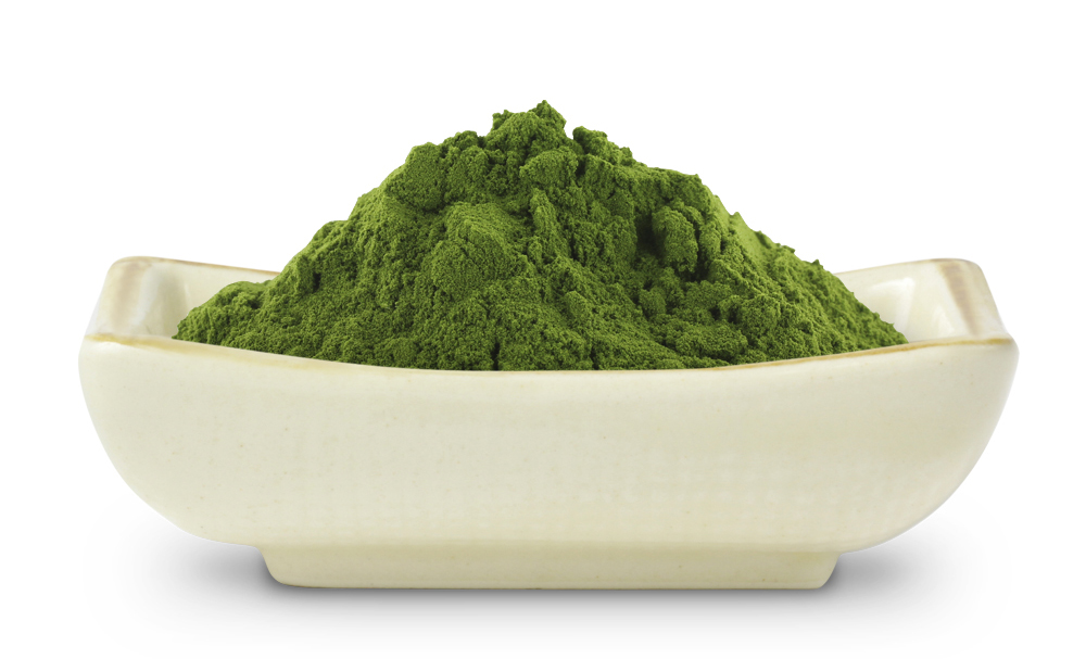 Organic Alfalfa Grass Juice Powder