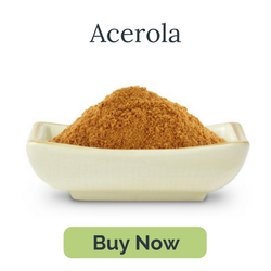 Shop Organic Acerola Powder