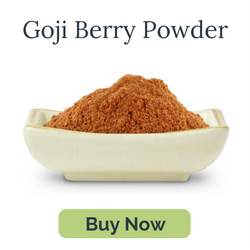 Shop Organic Freeze-fried Goji Berry Powder