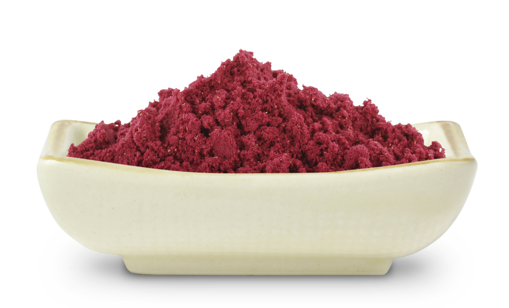Freeze-Dried Red Raspberry Powder - Organic Foods & Diet Products Shop