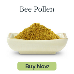 Shop Organic Bee Pollen Powder